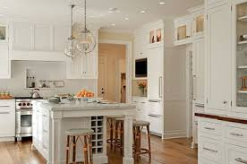 Changing Color Of Kitchen Cabinets Berkshire Style One White Kitchen