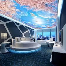 le de plafond pour chambre faux plafond chambre decoration plafond