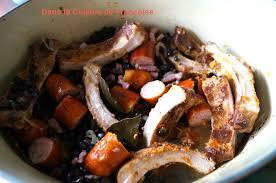 cuisine bresil feijoada le plat national du brésil dans la cuisine de françoise