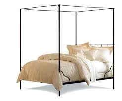 iron four poster bed u2013 vansaro me
