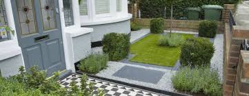 well tended front garden ideas inspiration love the low