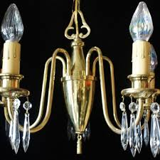 Colonial Chandelier Antique Floor Lamps Table Lamps And Light Fixtures Auction In