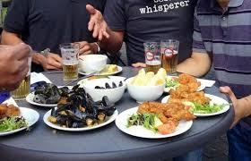 la cuisine du nord convivial et délicieux picture of noordzee mer du nord brussels