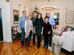 joanna gaines parents a chip and joanna holiday photo album hgtv s fixer upper with chip