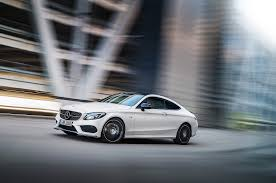 mercedes amg sports 2017 mercedes amg c 43 4matic coupe is a c 450 amg sport killer