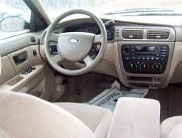 Ford Taurus Interior 2005 Ford Taurus Information And Photos Zombiedrive