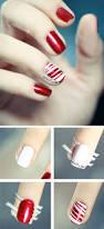 snowflake nail art tutorial nevertoomuchglitter nail wonderland