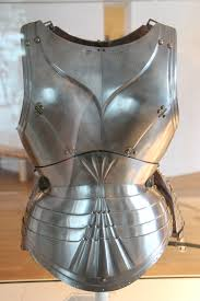 15th century german backplate armour from the royal armories in