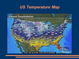United States Temp Map by United States Weather Maps How To Read A Surface Map Surface Maps