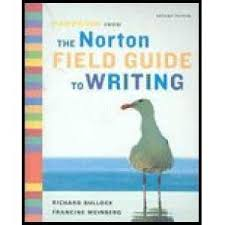 the norton field guide to the norton field guide to writing coursework academic service