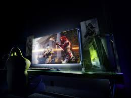 How To Design Video Games At Home by Introducing Big Format Game Displays Bfgd Geforce