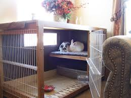 Large Rabbit Hutch Nice Little Quiet Area For Your House Bunnies To Retreat To