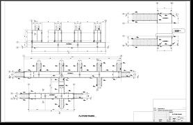 plan u0026 shop drawing samples jku detailing