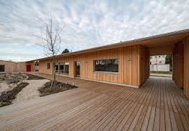 white pine bungalow abendroth architekten archdaily