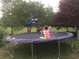 Backyard Gymnastics Equipment Backyard Summer Fun For The Whole Family Faithful Farmwife