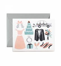 just married cards just married greeting card by rifle paper co made in usa