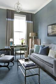 Light Blue Rooms Trend Light Blue And Brown Living Room 61 In Decorating Design