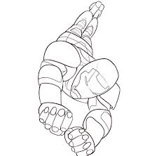 print iron man flying coloring pages or download iron man flying