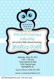 owl themed baby shower invitation theruntime