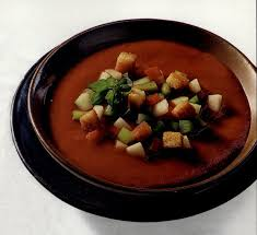 recette cuisine gaspacho espagnol recette gaspacho facile et rapide