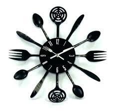 horloge cuisine pas cher pendule de cuisine design horloge murale cuisine design horloge pour