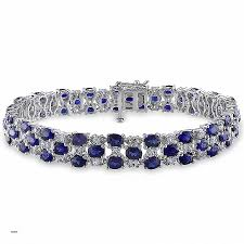 blue diamond bracelet images Diamond bracelet beautiful blue sapphire diamond bracelet blue jpg
