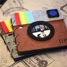 Guest Book Photo Album Instagram Scrapbook Pictorial Polaroid Photo Album Guestbook