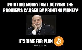 Bitcoin Meme - fiat trouble bitcoin meme wussimg
