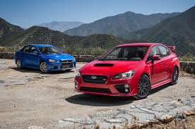 subaru libero for sale the end of a rivalry mitsubishi lancer evolution mr and subaru