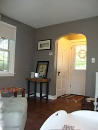 i chose this paint color for multiple areas foyer hallway bonus