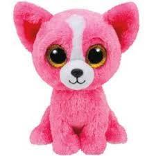 ty toys beanie boo pashun pink chihuahua dog 6