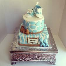 simple elegant baby shower cakes archives baby shower diy