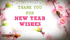 thank you for new year wishes thanksimages