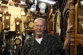 antique clock shop falls back in time kmuw