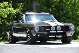 Black Mustang Gt Convertible For Sale 1967 Ford Mustang Convertible Black Edition Black Edition