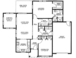 floor plans of a house sle floor plans for houses home act