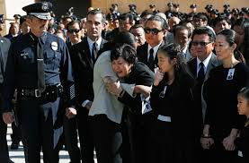 thousands mourn fallen lapd officer nicholas lee u2013 the korea times