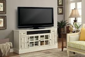 Home Entertainment Furniture Charlotte Antique Vintage White 62