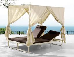 Aluminum Chaise Lounge Pool Chairs Design Ideas Daybeds Awesome Double Chaise Lounge With Black Mattres And