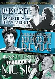 3 classic musicals of the silver screen vol 1 second chorus