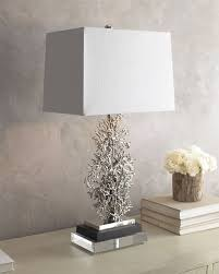 Modern Table Lamps Coral Table Lamp Warisan Lighting