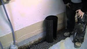 Interior Basement Drainage System Interior Perimiter Basement Drain System 1 Of 2 Vancouver Youtube