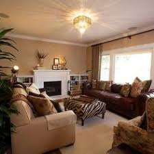 Best Traditional Living Room Designs Traditional Living Rooms - Living room design with brown leather sofa