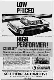 bob u0027s studebaker resource website studebaker dealer listing alabama