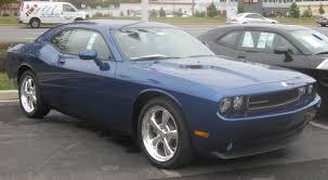 Dodge Challenger 2008 - file 2009 dodge challenger se jpg wikimedia commons