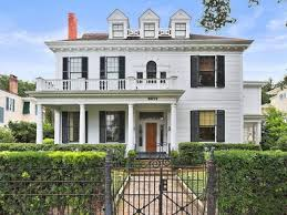 colonial revival style home on the market a colonial revival style home in new orleans