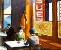the precisionist movement the city paintings of edward hopper