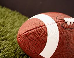 free football up close backgrounds for powerpoint sports ppt