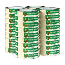 60 Yard Home Design amazon com duck brand 394697 general purpose masking tape 1 41