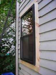 How To Trim Windows Interior Dr Frog U0027s Adventures With Replacement Windows